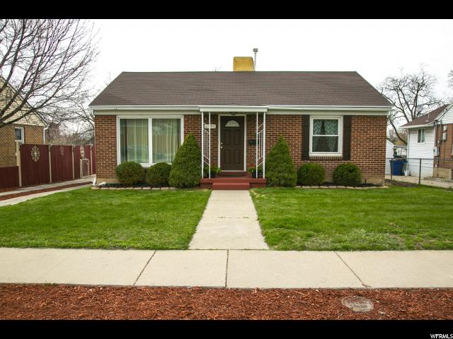 Home for sale at 2644 S 2000 East, Salt Lake City, UT 84109. Listed at 399000 with 4 bedrooms, 2 bathrooms and 1,772 total square feet