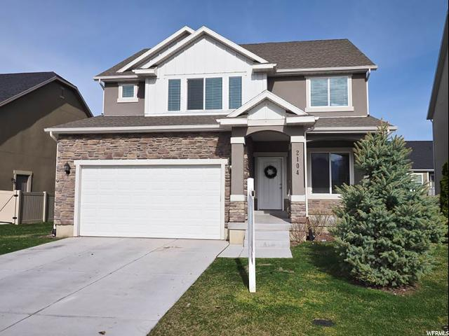 2104 W GOLDEN POND WAY, Orem UT 84058