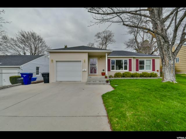 Home for sale at 2637 E 2980 South, Millcreek, UT 84109. Listed at 368900 with 3 bedrooms, 1 bathrooms and 1,140 total square feet