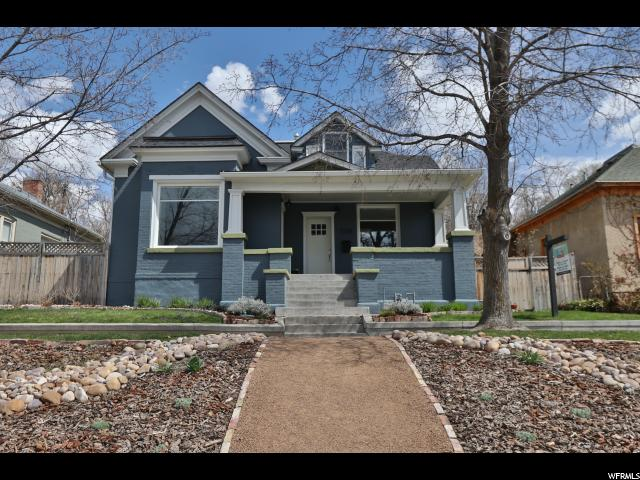 Home for sale at 508 N Center St, Salt Lake City, UT 84103. Listed at 639000 with 4 bedrooms, 3 bathrooms and 2,860 total square feet
