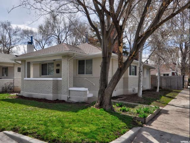 Home for sale at 352 Milton Ave, Salt Lake City, UT 84115. Listed at 344000 with 2 bedrooms, 1 bathrooms and 1,836 total square feet