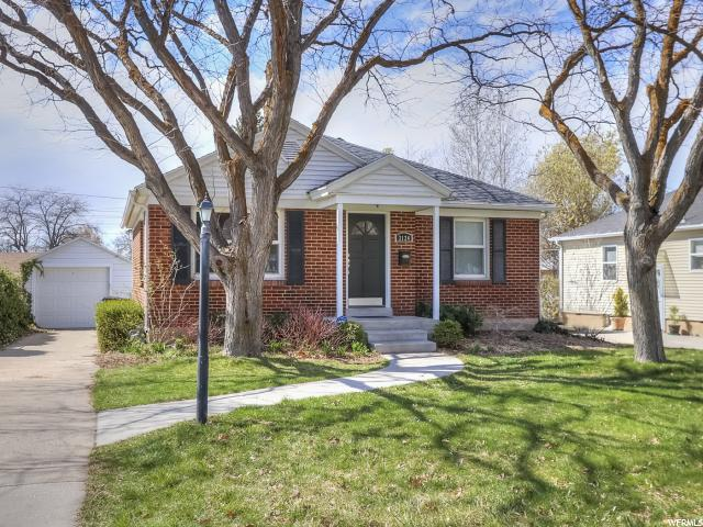 Home for sale at 2124 S 2000 East, Salt Lake City, UT  84106. Listed at 435000 with 3 bedrooms, 2 bathrooms and 1,767 total square feet