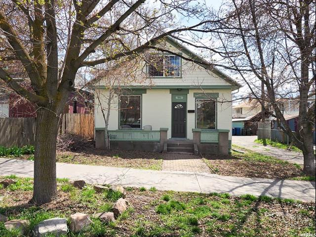 Home for sale at 920 E 600 South, Salt Lake City, UT 84102. Listed at 315000 with 3 bedrooms, 2 bathrooms and 1,400 total square feet