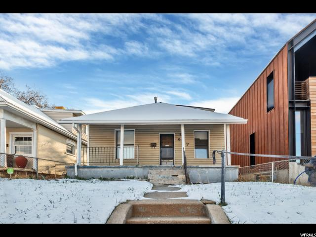 Home for sale at 837 S Mcclelland St, Salt Lake City, UT 84102. Listed at 300000 with 2 bedrooms, 1 bathrooms and 1,375 total square feet