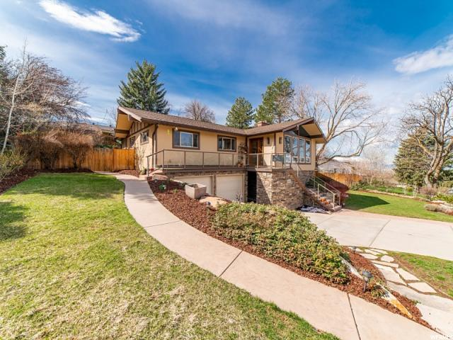 Home for sale at 2614 E 1300 South, Salt Lake City, UT  84108. Listed at 746000 with 4 bedrooms, 3 bathrooms and 3,130 total square feet