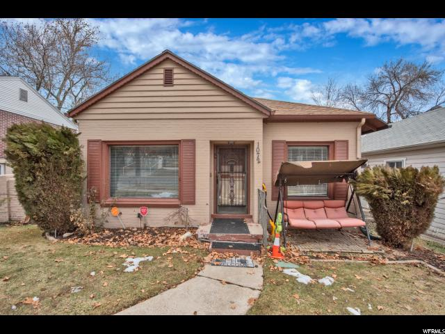 Home for sale at 1072 E 4th Ave, Salt Lake City, UT 84103. Listed at 399900 with 3 bedrooms, 2 bathrooms and 1,936 total square feet