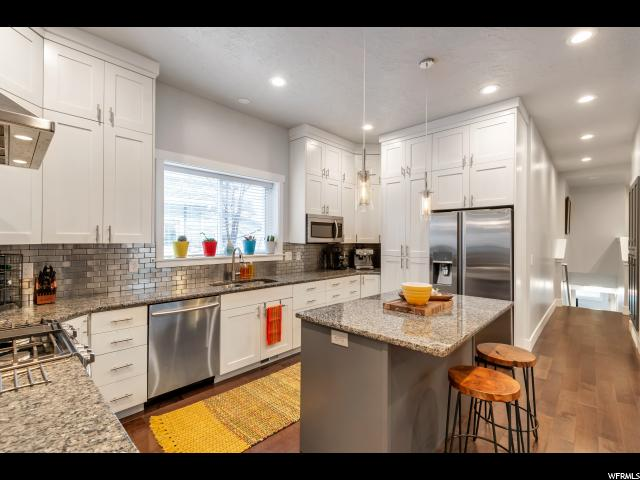 Home for sale at 1350 S Lincoln St, Salt Lake City, UT 84105. Listed at 695000 with 4 bedrooms, 4 bathrooms and 2,818 total square feet