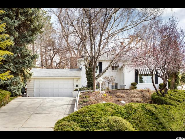 Home for sale at 885 S Connor St, Salt Lake City, UT  84108. Listed at 584000 with 3 bedrooms, 2 bathrooms and 2,138 total square feet
