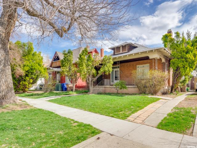 Home for sale at 1371 S Lincoln St, Salt Lake City, UT 84105. Listed at 399000 with 5 bedrooms, 2 bathrooms and 1,827 total square feet