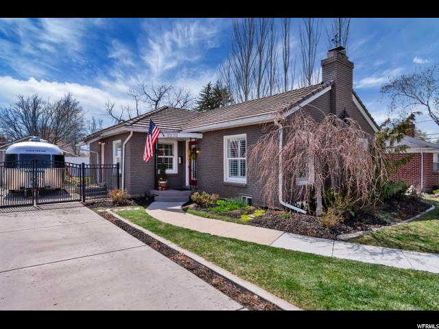 Home for sale at 2232 E 900 South, Salt Lake City, UT  84108. Listed at 590000 with 4 bedrooms, 2 bathrooms and 2,216 total square feet