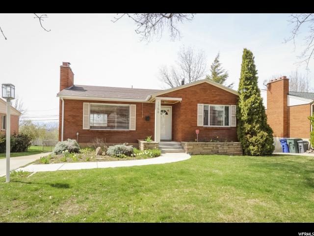 Home for sale at 1756 S Nevada St, Salt Lake City, UT  84108. Listed at 559000 with 5 bedrooms, 2 bathrooms and 2,318 total square feet
