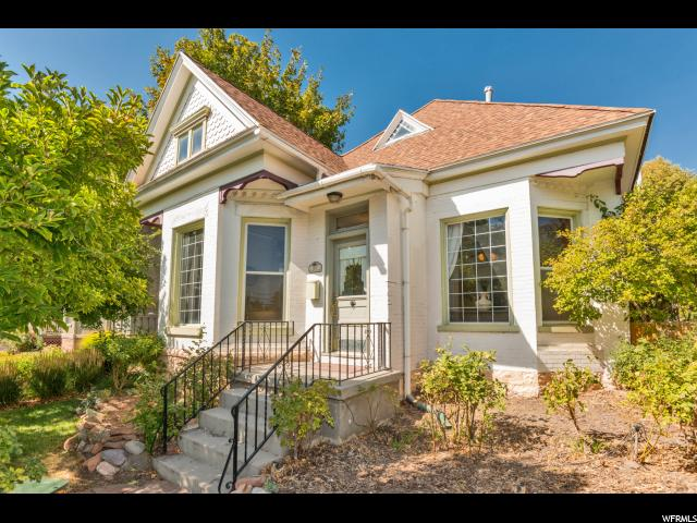 Home for sale at 511 E 4th Ave, Salt Lake City, UT 84103. Listed at 479000 with 2 bedrooms, 2 bathrooms and 1,614 total square feet