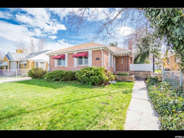 Home for sale at 2473 S Hartford St, Salt Lake City, UT  84106. Listed at 559900 with 3 bedrooms, 2 bathrooms and 2,268 total square feet