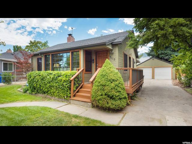 Home for sale at 3115 S 1730 East, Millcreek, UT 84106. Listed at 459900 with 4 bedrooms, 3 bathrooms and 1,956 total square feet