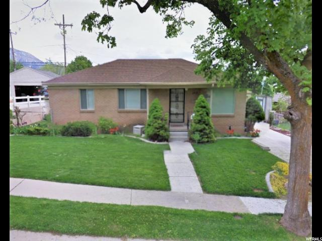Home for sale at 2566 E Simpson Ave, Salt Lake City, UT  84109. Listed at 375000 with 5 bedrooms, 2 bathrooms and 2,021 total square feet