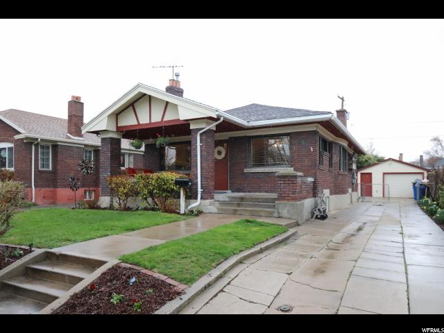 Home for sale at 759 E Kensington Ave, Salt Lake City, UT 84105. Listed at 469900 with 4 bedrooms, 2 bathrooms and 2,000 total square feet