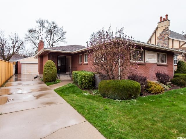 Home for sale at 1853 E Princeton Ave, Salt Lake City, UT  84108. Listed at 725000 with 4 bedrooms, 3 bathrooms and 3,086 total square feet