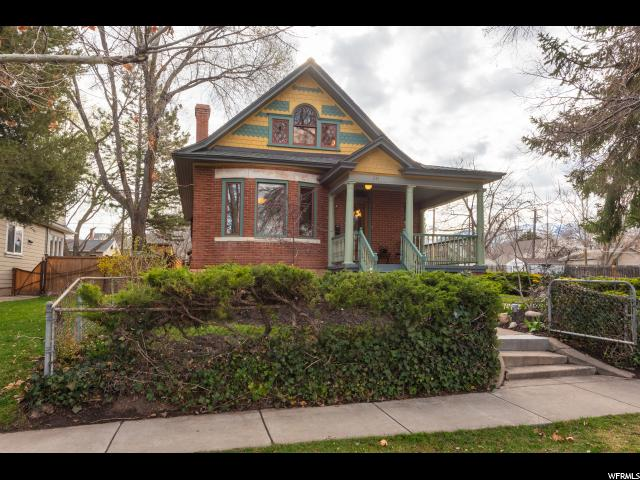 Home for sale at 1141 S 800 East, Salt Lake City, UT 84105. Listed at 649900 with 5 bedrooms, 2 bathrooms and 2,629 total square feet