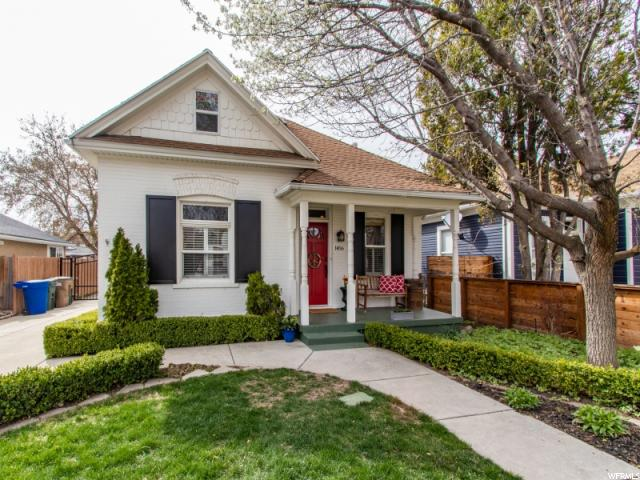 Home for sale at 1456 S 1000 East, Salt Lake City, UT 84105. Listed at 725000 with 5 bedrooms, 3 bathrooms and 2,895 total square feet