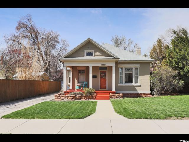 Home for sale at 866 S 600 East, Salt Lake City, UT 84102. Listed at 389900 with 2 bedrooms, 1 bathrooms and 1,446 total square feet