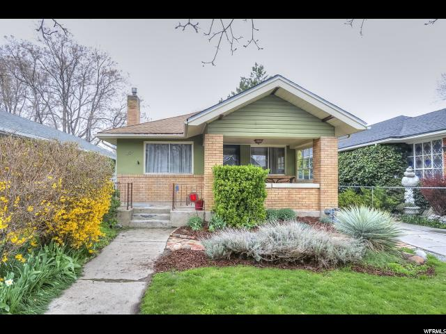 Home for sale at 361 E 1700 South, Salt Lake City, UT 84115. Listed at 295900 with 2 bedrooms, 1 bathrooms and 1,461 total square feet
