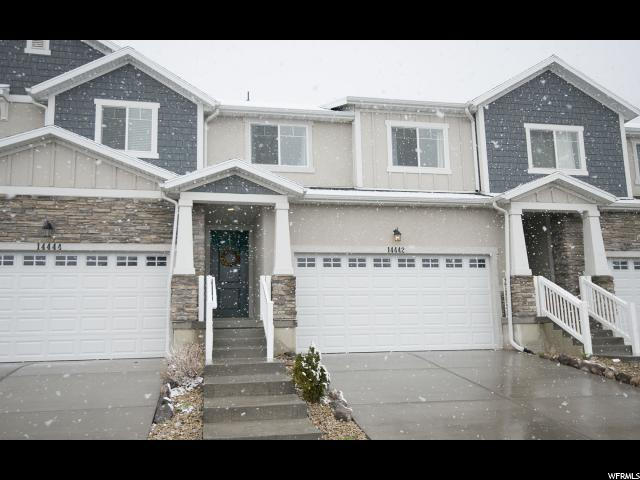 Herriman Townhouse: Row-mid built 2015