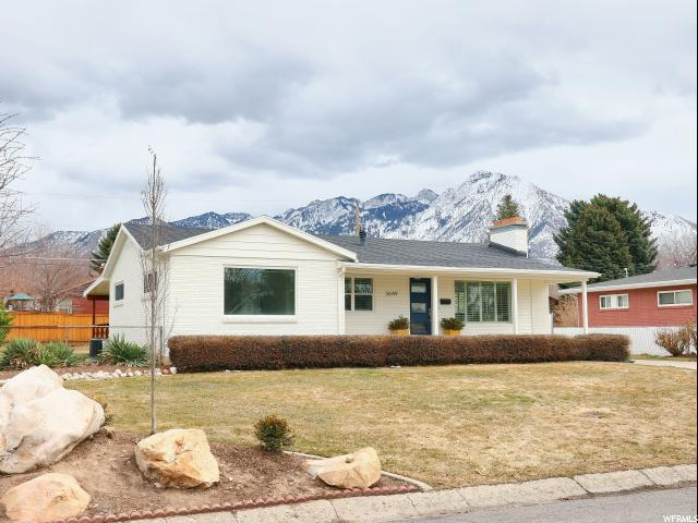 Home for sale at 3649 S 2110 East, Salt Lake City, UT 84109. Listed at 615000 with 5 bedrooms, 2 bathrooms and 2,698 total square feet