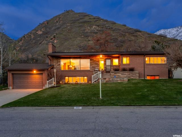 Home for sale at 1137 S Vista View Dr, Salt Lake City, UT  84108. Listed at 699900 with 4 bedrooms, 3 bathrooms and 3,092 total square feet