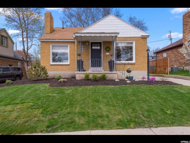 1563 E ROOSEVELT, Salt Lake City UT 84105