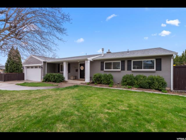 Home for sale at 4020 Eldorado, Holladay, UT 84124. Listed at 609900 with 5 bedrooms, 3 bathrooms and 3,011 total square feet