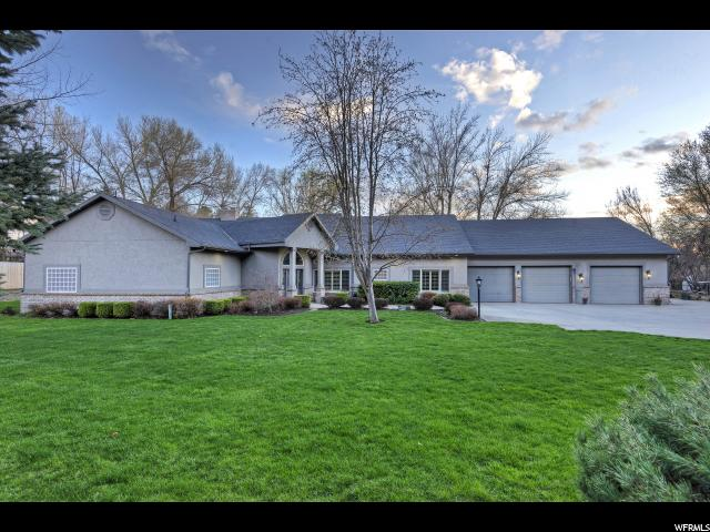 1860 E FOREST BEND DR., Cottonwood Heights UT 84121