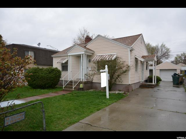 Home for sale at 1257 E Hudson Ave, Salt Lake City, UT 84106. Listed at 352000 with 4 bedrooms, 1 bathrooms and 1,478 total square feet