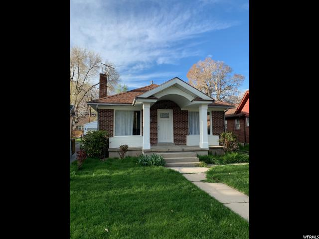 Home for sale at 137 E Herbert Ave, Salt Lake City, UT 84111. Listed at 329000 with 3 bedrooms, 1 bathrooms and 1,600 total square feet