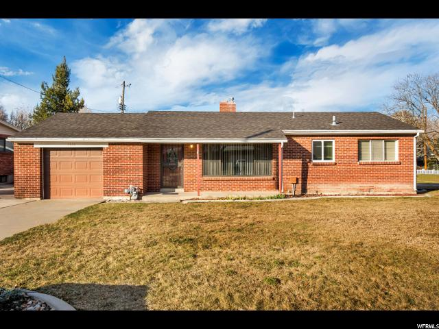 Home for sale at 1530 E 4070 South, Salt Lake City, UT 84124. Listed at 330000 with 3 bedrooms, 2 bathrooms and 1,466 total square feet