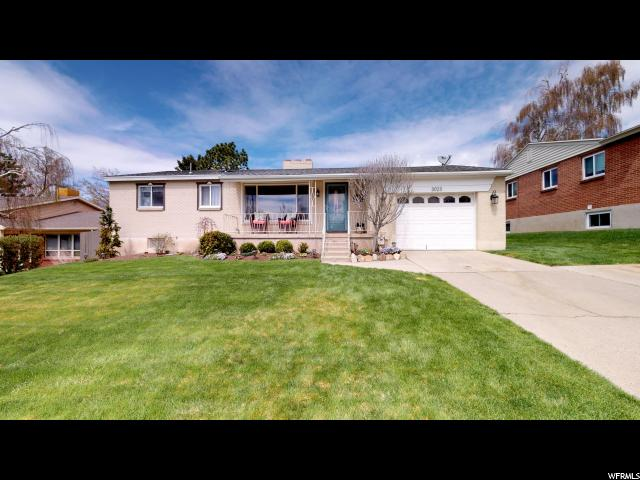 Home for sale at 3023 E La Joya Dr, Holladay, UT 84124. Listed at 529000 with 5 bedrooms, 3 bathrooms and 2,368 total square feet