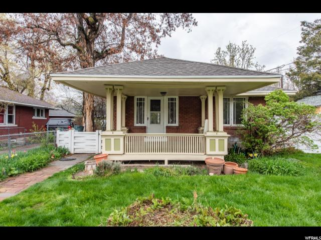 Home for sale at 1195 Stratford Dr, Salt Lake City, UT 84106. Listed at 355000 with 2 bedrooms, 2 bathrooms and 1,687 total square feet