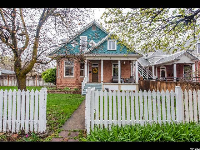 Home for sale at 732 S Green St, Salt Lake City, UT 84102. Listed at 359000 with 3 bedrooms, 2 bathrooms and 1,708 total square feet