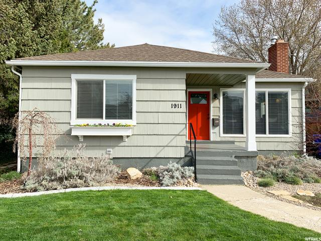 Home for sale at 1911 E 3060 South, Salt Lake City, UT 84106. Listed at 448600 with 5 bedrooms, 2 bathrooms and 1,964 total square feet