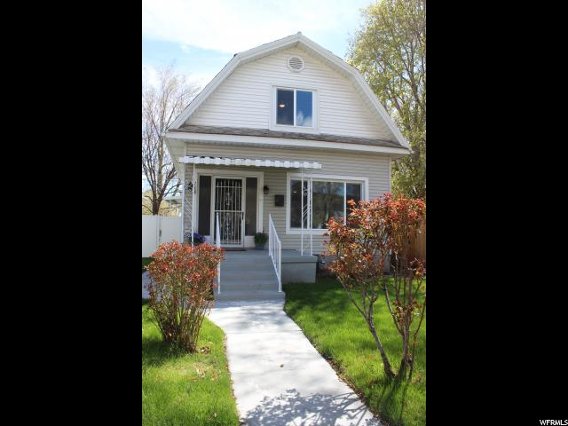 Home for sale at 718 E 800 South, Salt Lake City, UT 84102. Listed at 485000 with 3 bedrooms, 2 bathrooms and 1,737 total square feet