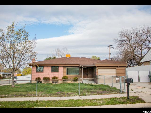 3649 S 5725 W, West Valley City UT 84128