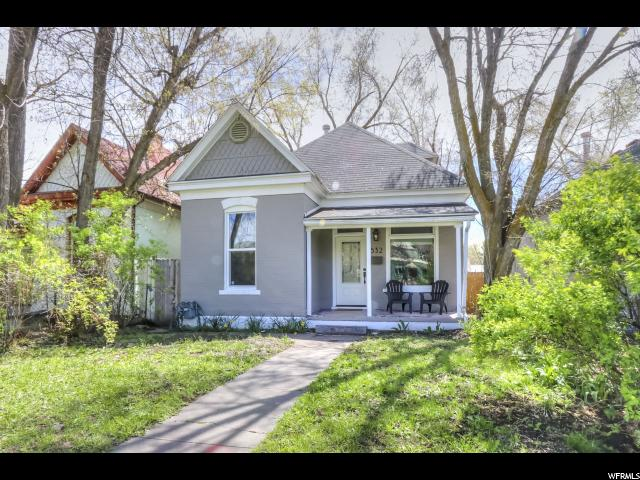 Home for sale at 632 E 700 South, Salt Lake City, UT 84102. Listed at 369900 with 2 bedrooms, 1 bathrooms and 1,057 total square feet
