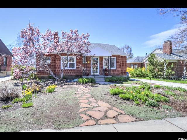 Home for sale at 1746 E Logan Ave, Salt Lake City, UT  84108. Listed at 435000 with 3 bedrooms, 2 bathrooms and 1,724 total square feet