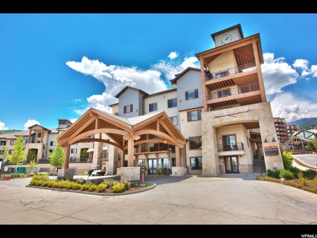 2669 S CANYONS RESORT DR Unit 101, Park City UT 84098