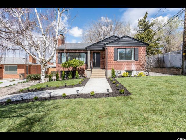 Home for sale at 2467 E Redondo Ave, Salt Lake City, UT  84108. Listed at 750000 with 5 bedrooms, 3 bathrooms and 2,800 total square feet