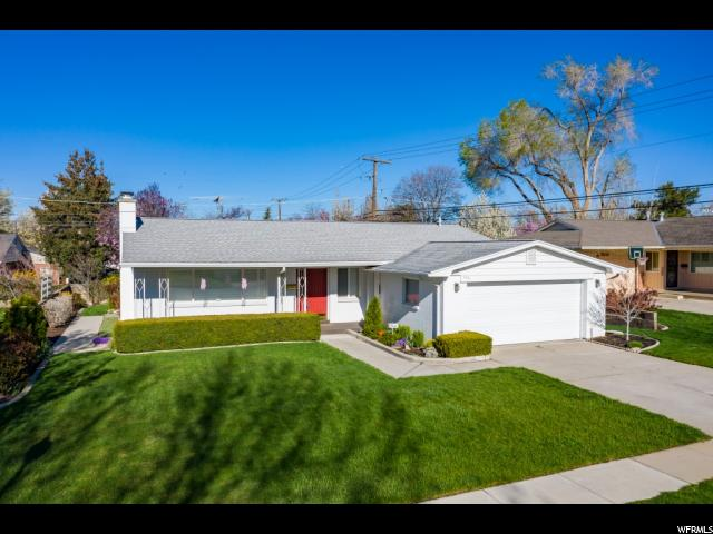 Home for sale at 1512 S Ken Rey St, Salt Lake City, UT  84108. Listed at 590000 with 4 bedrooms, 3 bathrooms and 3,190 total square feet