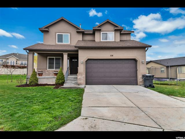 336 W STRAWBERRY PL, Saratoga Springs UT 84005