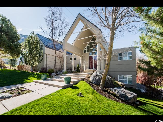 1718 E MOUNTAIN RD, Logan UT 84321