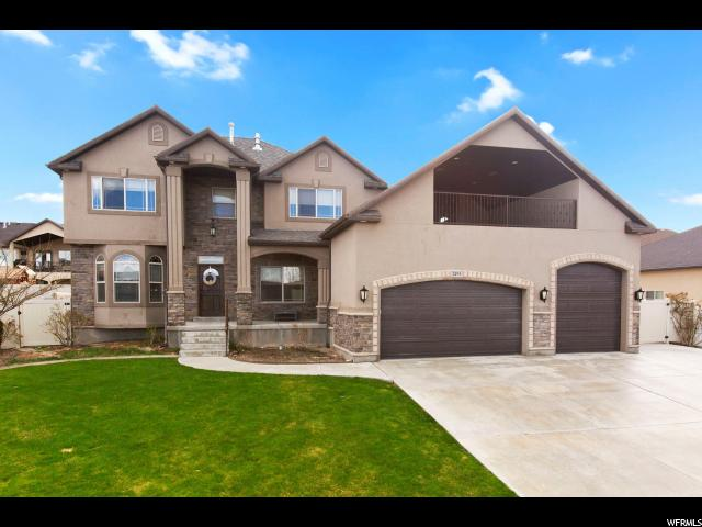 2493 ASTER WAY, Saratoga Springs UT 84045
