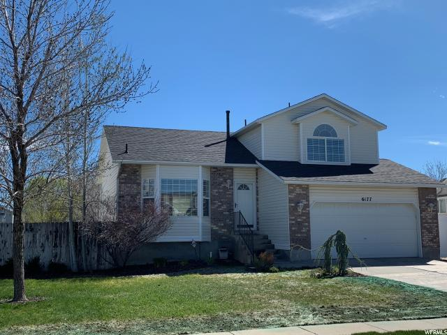 6177 W DEER SPRINGS LN, Salt Lake City UT 84118
