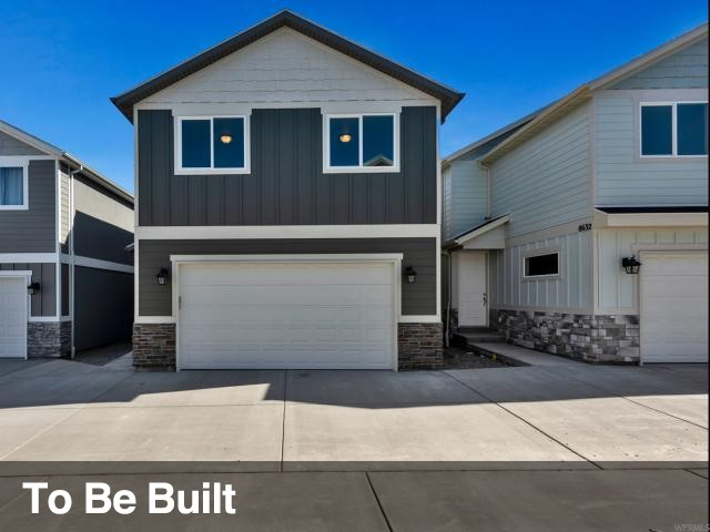 8683 N PEBBLE ALY Unit H65, Eagle Mountain UT 84005